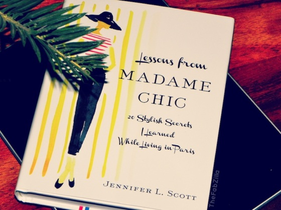 lessons from madame chic book review giveaway