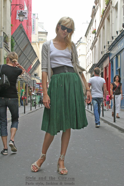 street style and the city Paris 6783